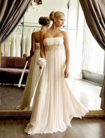 Wedding Dresses Simple But Elegant 117