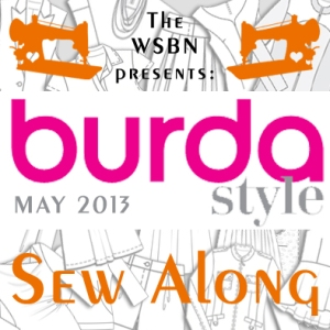 Burda sew-along May 2013
