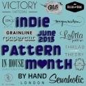 indie badge